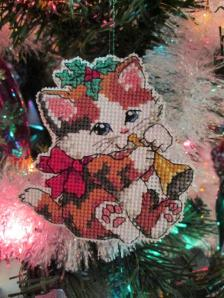 calico ornament