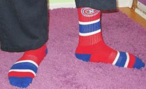 Habs Socks