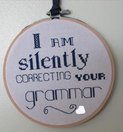Grammar Hoop