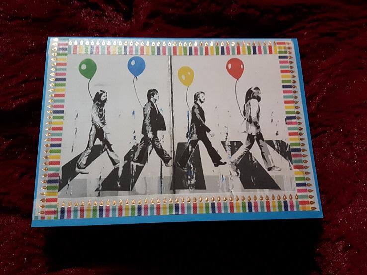 Beatles Birthday 2-1