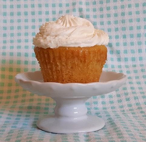 Lemon Cupcakes 3