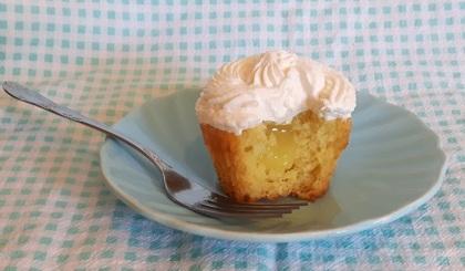 Lemon Cupcakes 4