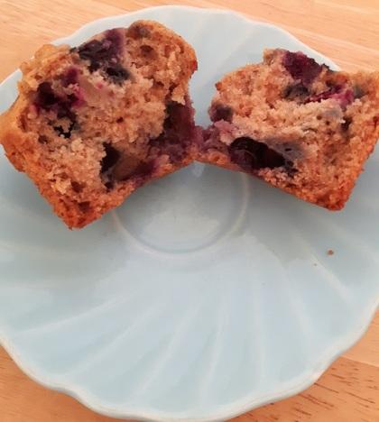 Blueberry Muffins 5