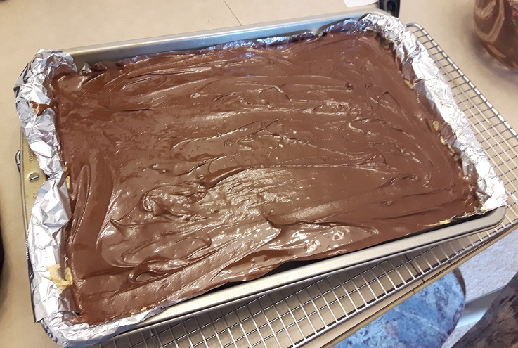 Buckeye Brownies 3